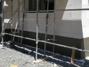 Abdichtung Außenmauern