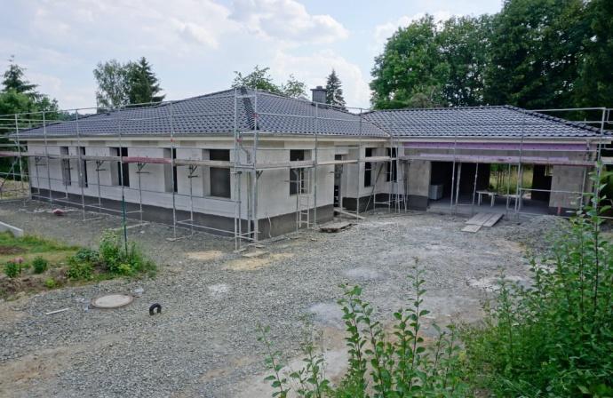 Dach gedeckt 1