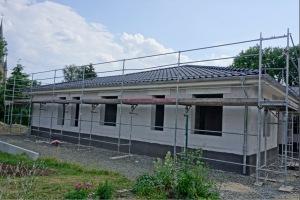 Dach gedeckt 2