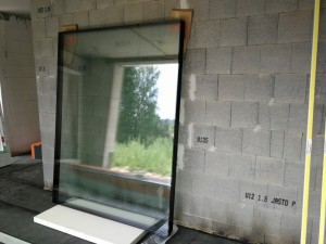 Einbau Fenster Wohnzimmer 1