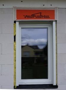 Fenster bessere Dämmung Bauschaum