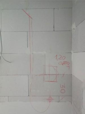 Zeichnung Sanitär
