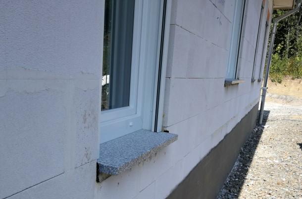 Fensterbank Außen
