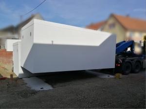 2 Garage setzen
