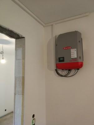 wechselrichter photovoltaik angeschlossen