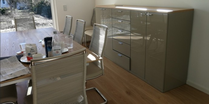 Möbel aufbau bb